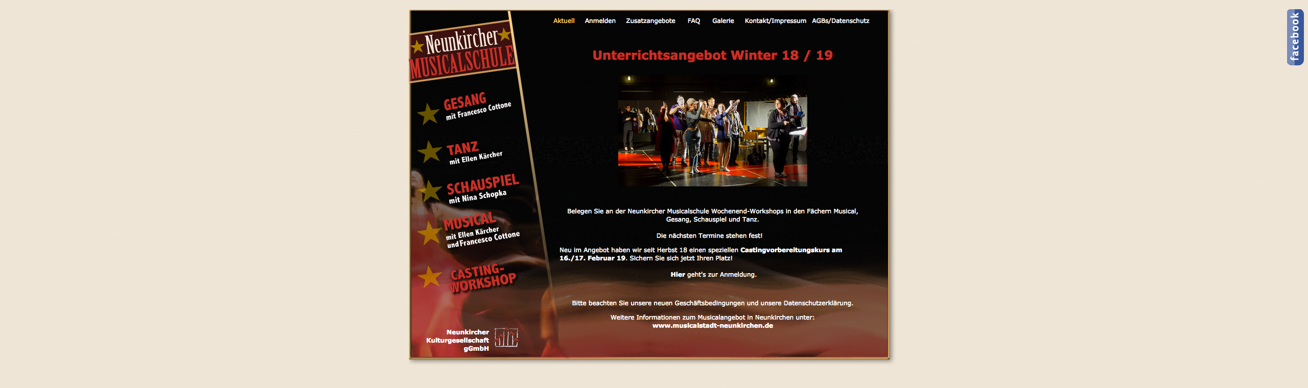 Neunkircher Musicalschule