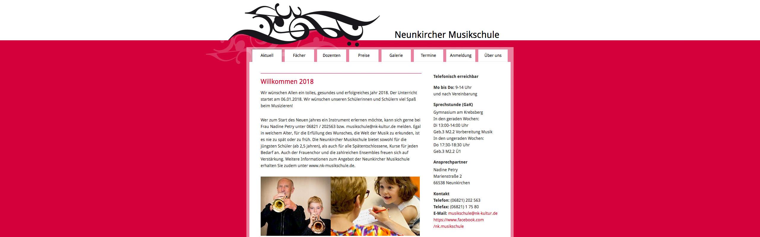 Startseite  Volkshochschulen in Nordhessen